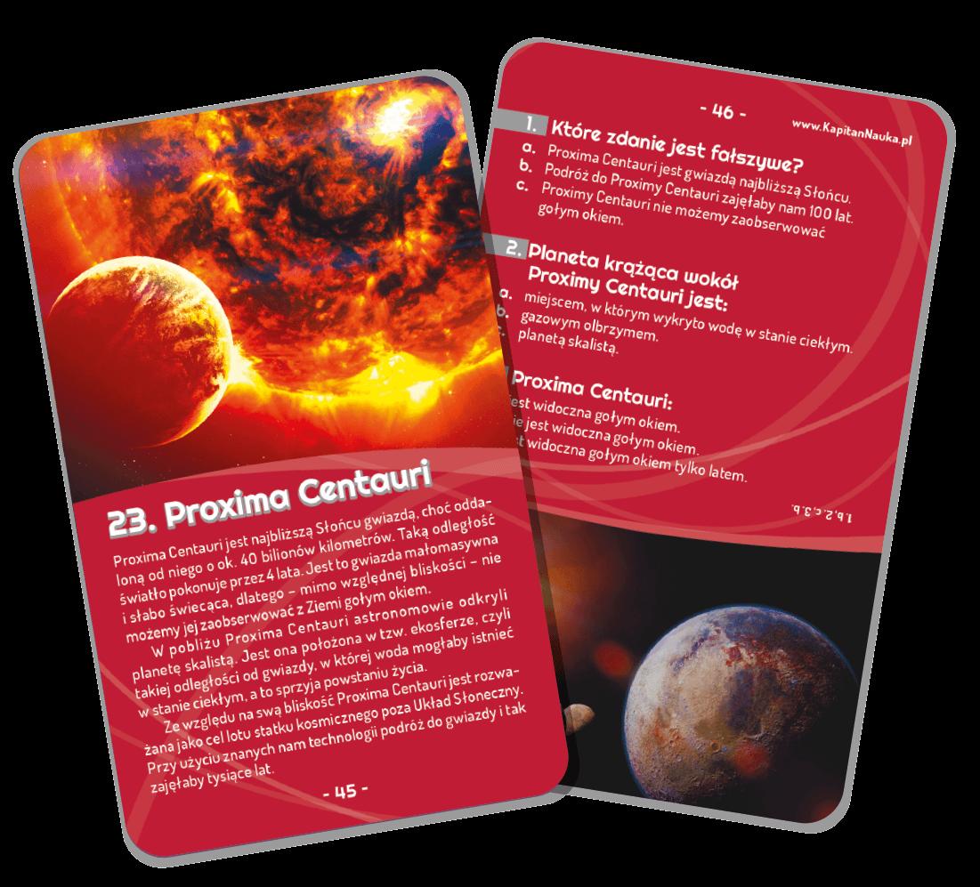 Fascynujący świat kosmosu w zasięgu ręki!
