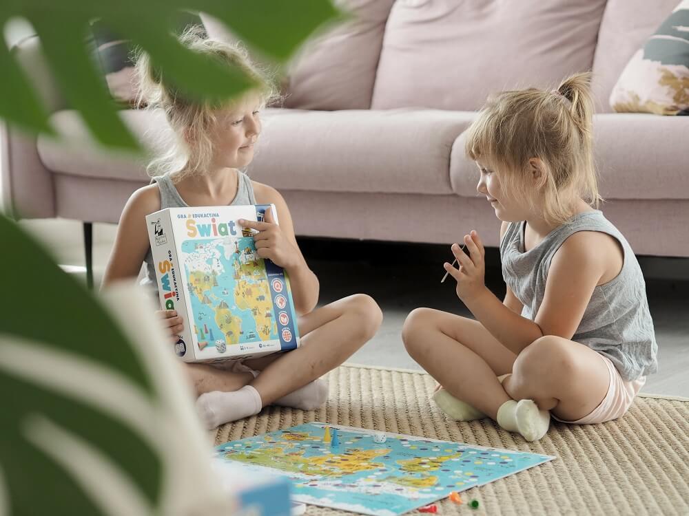 Kapitan Nauka - gry edukacyjne dla dzieci