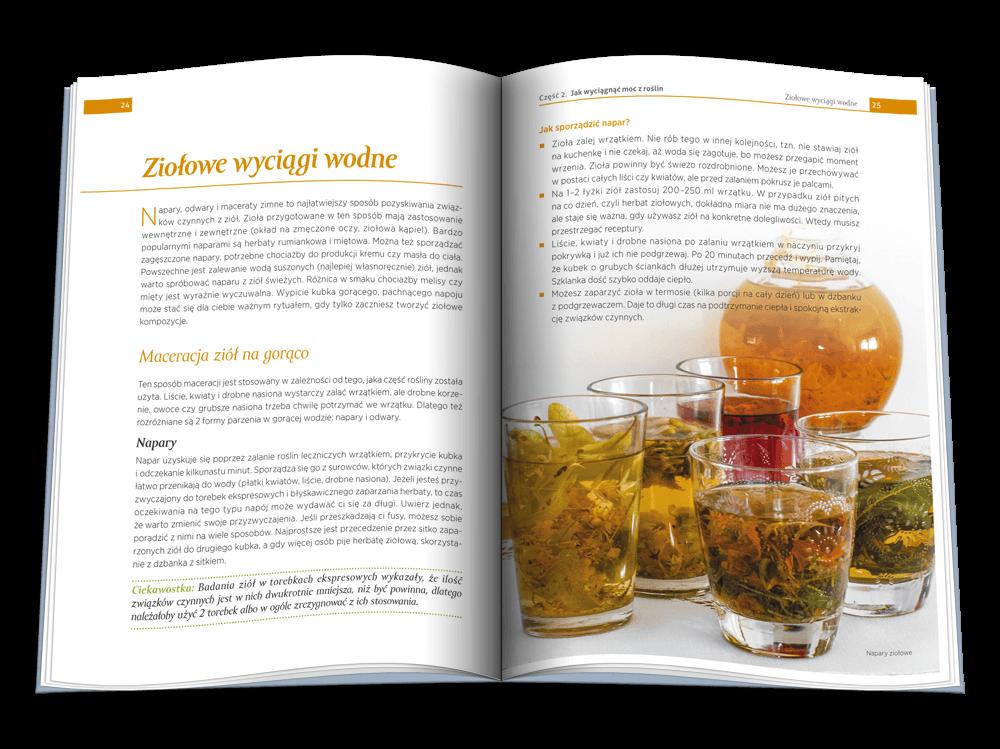 Zioła dla smaku,zdrowia i urody