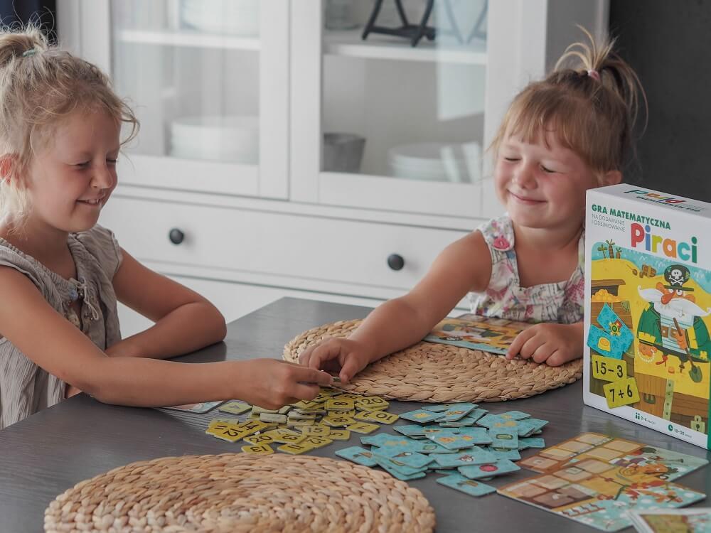 Zabawy dla dzieci w domu - Kapitan Nauka
