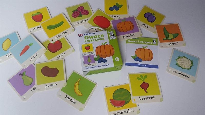 Angielski Owoce i warzywa