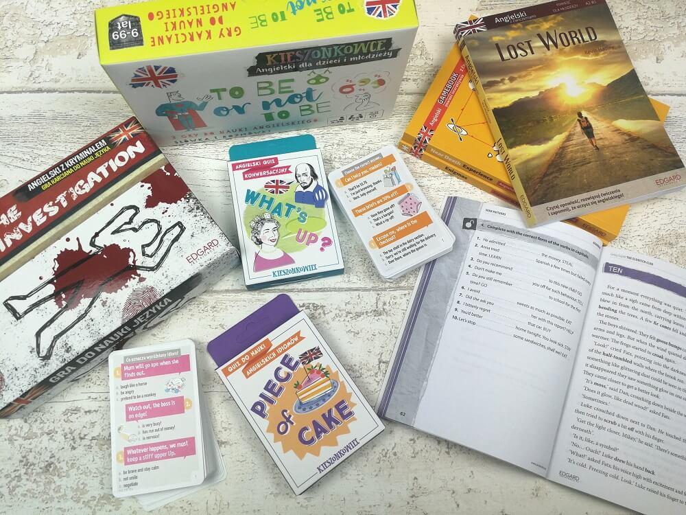 Gry do nauki angielskiego dla nastolatków
