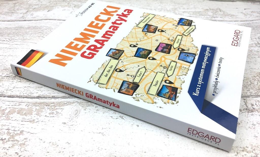 Niemiecki GRAmatyka - niekonwencjonalne repetytorium gramatyczne języka niemieckiego