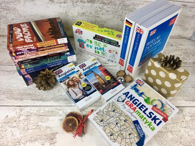 prezenty dla osób uczących się języków obcych