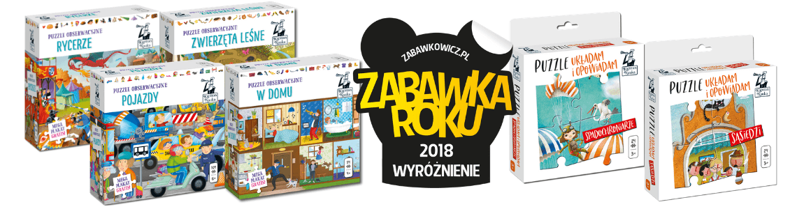 kapitan nauka - zabawka roku 2018