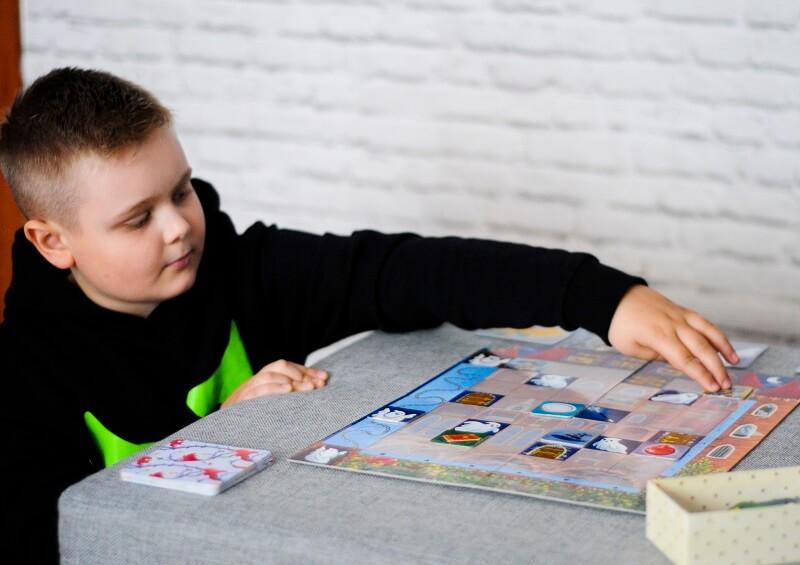 Kodowanie dla dzieci - gry i zabawy bez użycia komputera
