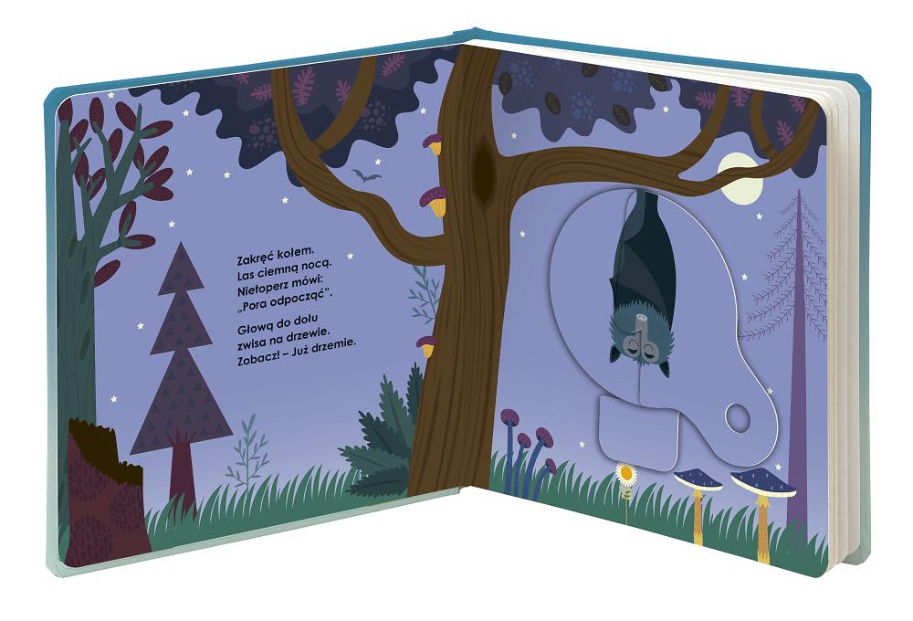 Dobranoc, śpochu! - książeczka do czytania dla dzieci