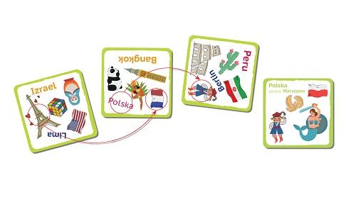 bojka na panstwa i  miasta wizualizacja kart y gra dla dzieci 9 lat