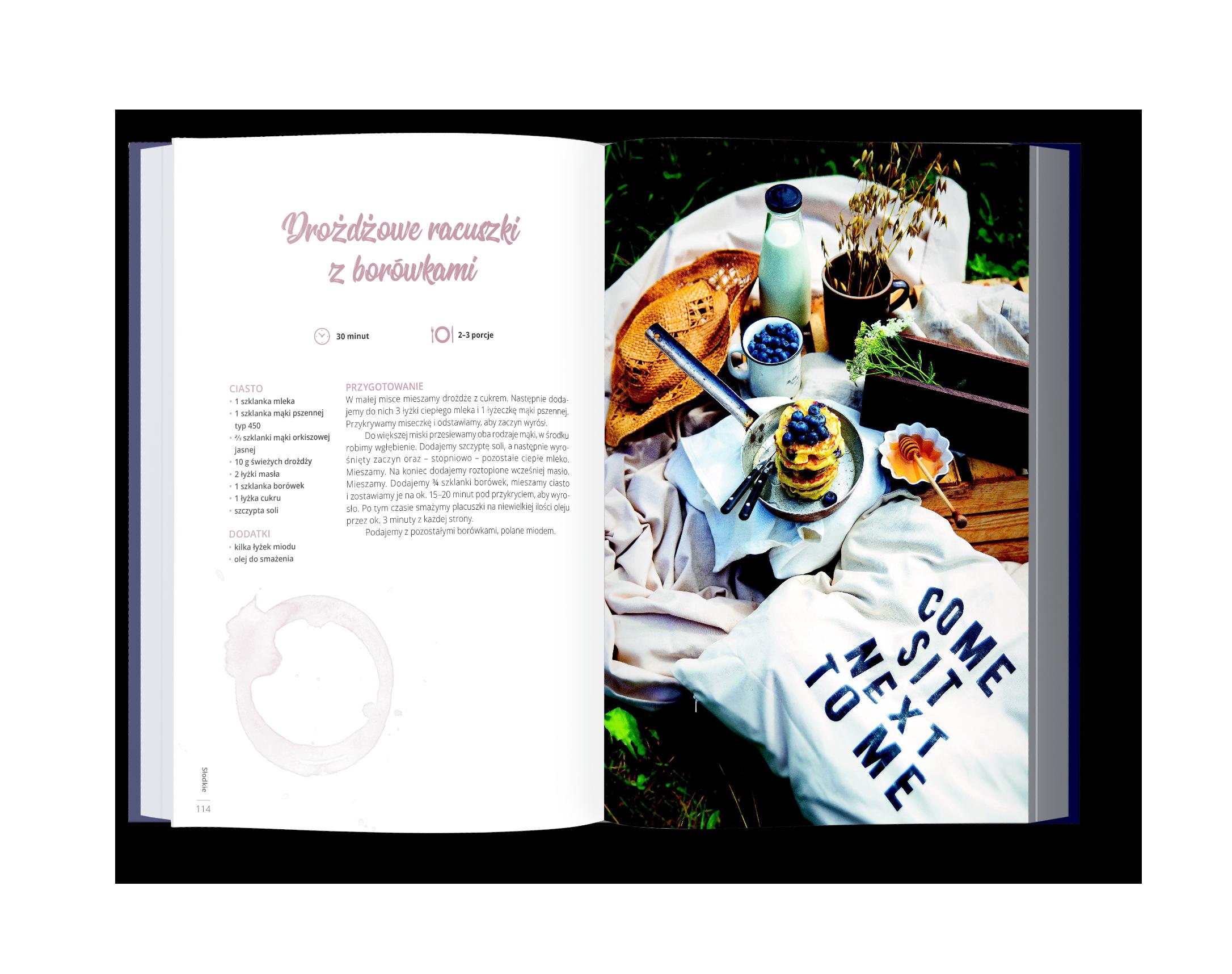 Placki niebanalnie - książka kulinarna