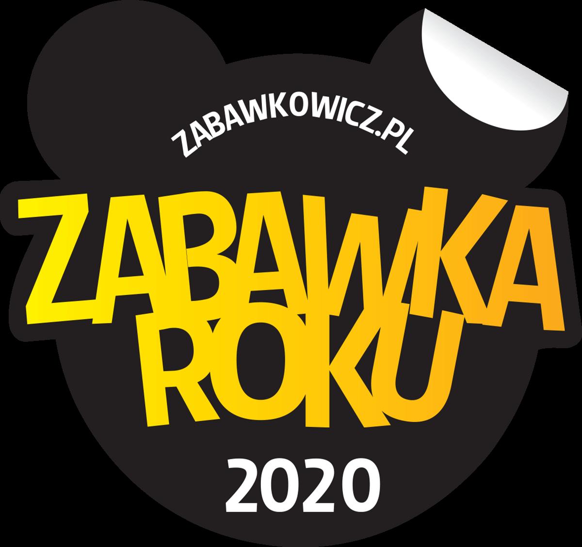 Nagroda główna w XI edycji konkursu Zabawka Roku 2020