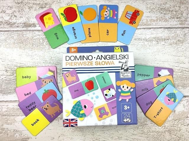 domino-angielski-pierwsze-slowa