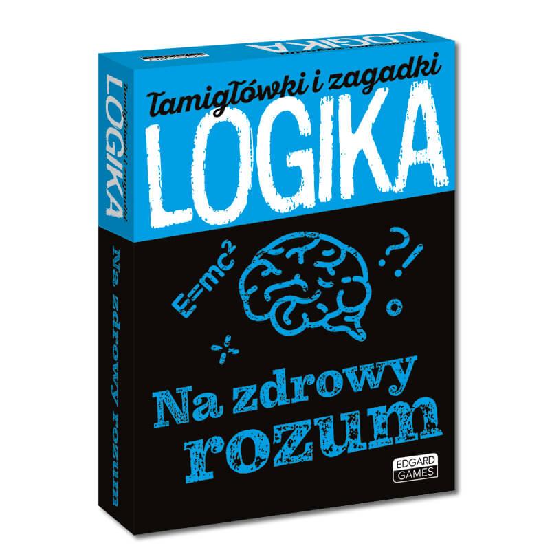 Łamigłówki i zagadki Logika na zdrowy rozum jezykiobce.pl Edgard Games