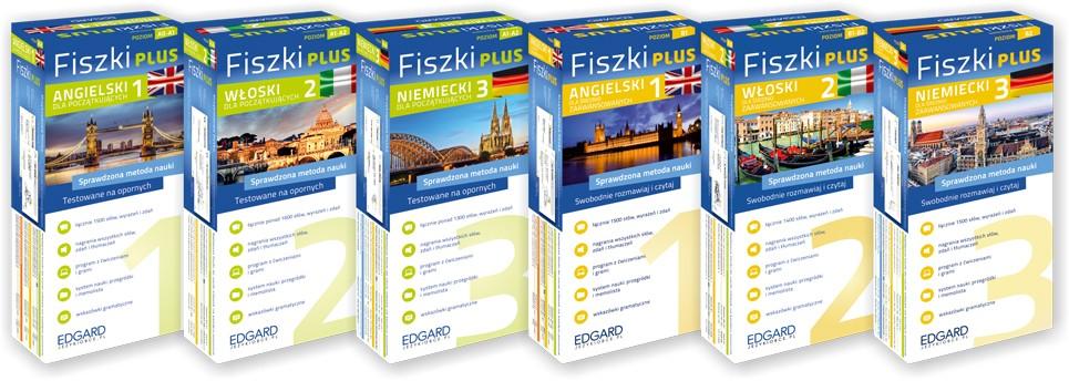fiszki do nauki języka angielskiego, niemieckiego, hiszpańskiego oraz innych języków obcych