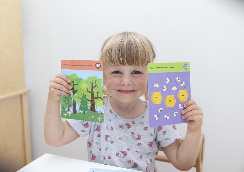 Gryzmołki - zagadki dla dzieci w wieku 3-6 lat