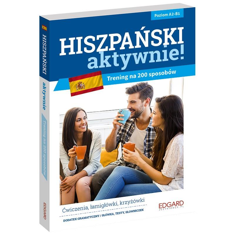 hiszpański aktywnie - nauka języka hiszpańskiego