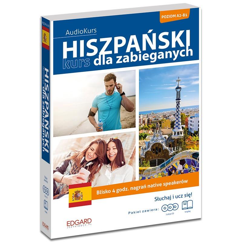 hiszpański dla zabieganych - nauka języków
