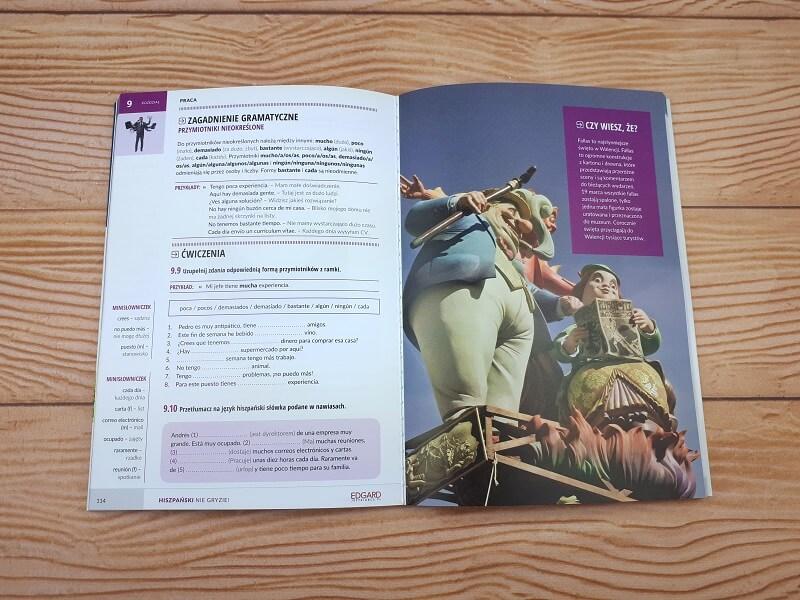 Książki, fiszki, gry do nauki języka hiszpańskiego