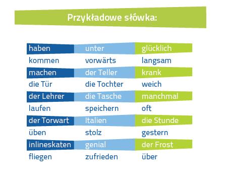 Niemiecki Fiszki PLUS 1000 najważniejszych słów dla początkujących - słówka język niemiecki