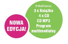 Angielski MultiPakiet NOWA EDYCJA - kompletny kurs angielskiego