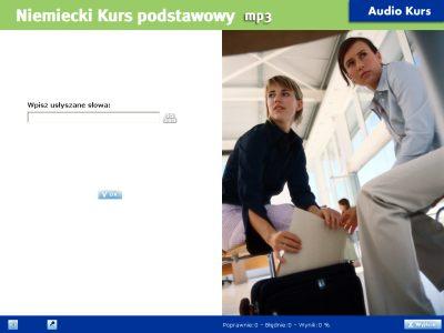 kurs języka niemieckiego