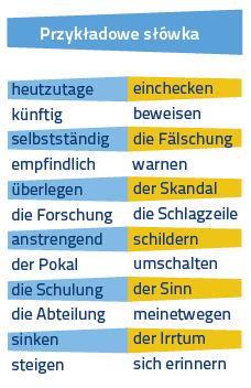 Niemiecki Fiszki PLUS dla średnio zaawansowanych 2 - kurs języka niemieckiego