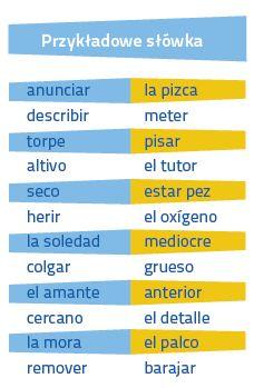 Hiszpański Fiszki PLUS dla średnio zaawansowanych 3 - kurs hiszpańskiego
