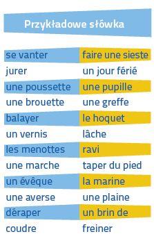 Francuski Fiszki PLUS dla średnio zaawansowanych 2 - nauka języka francuskiego