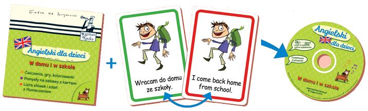 Kapitan Nauka Angielski dla dzieci W domu i w szkole - angielski dla dzieci