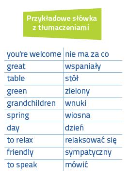 Fiszki PLUS Angielski dla seniorów - nauka języka angielskiego
