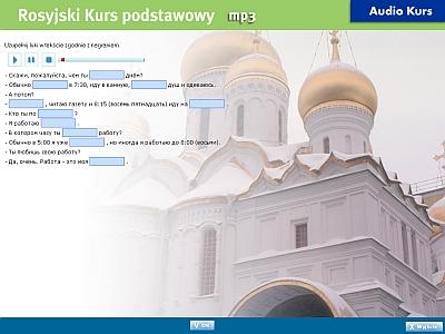 Rosyjski MultiPakiet - nauka rosyjski