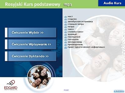 Rosyjski MultiPakiet - kurs języka rosyjskiego