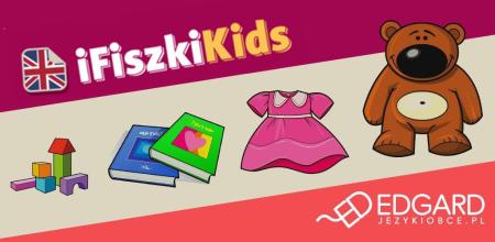 ifiszki kids język angielski dla dzieci