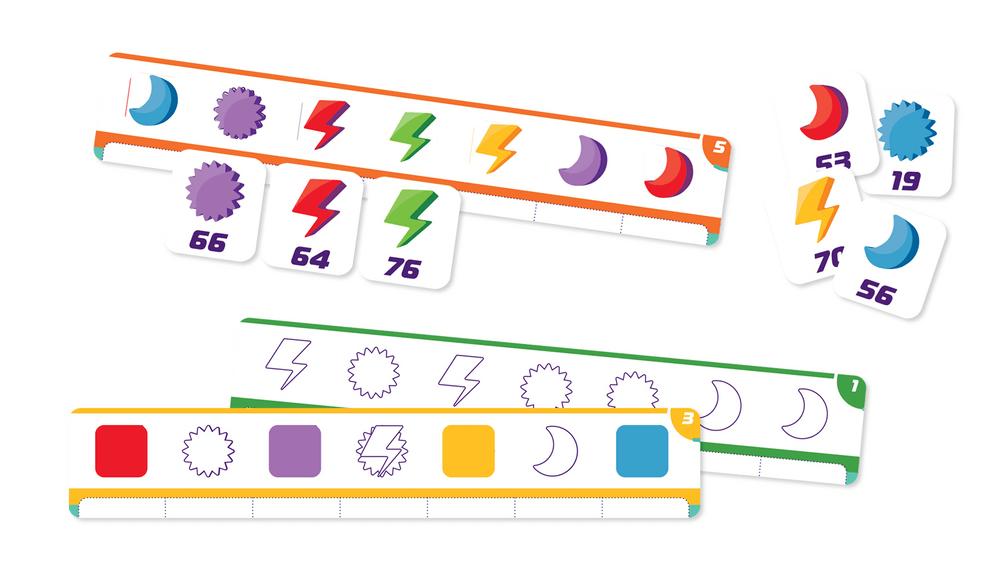 Neurony w akcji - gra trenująca umiejętności matematyczne