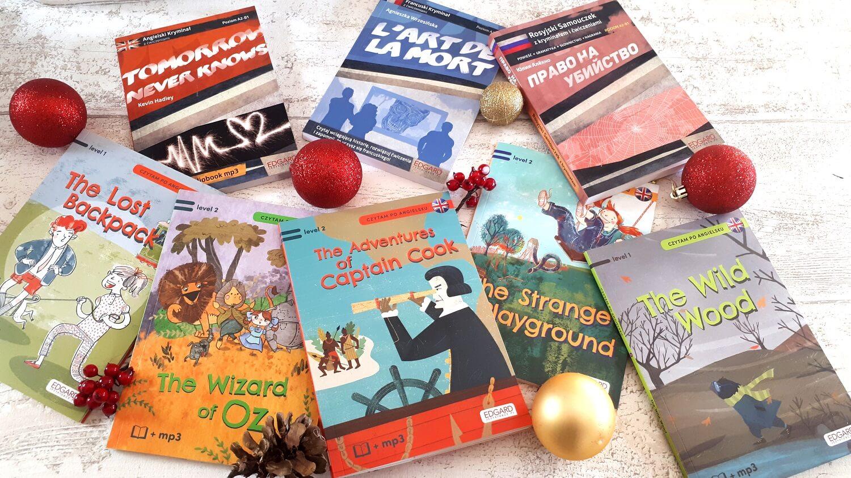wydawnictwo edgard - świąteczne prezenty