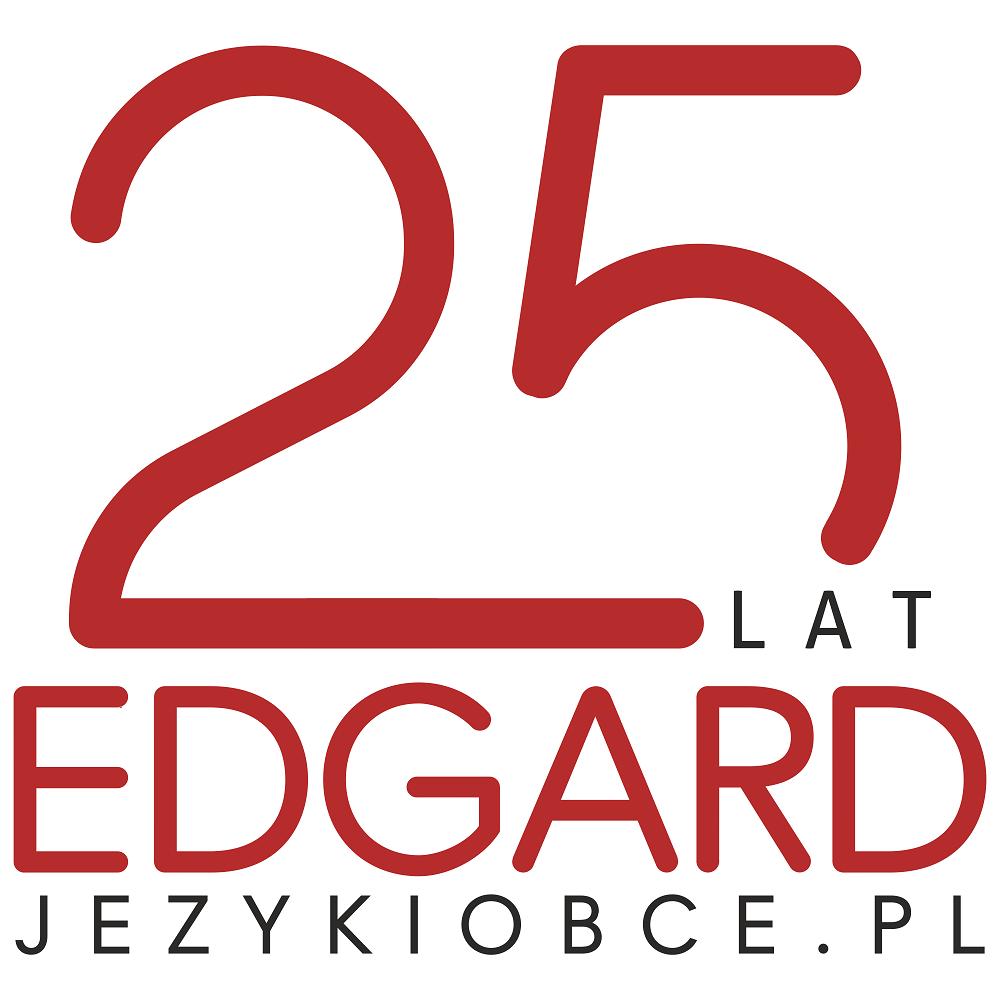Edgard Języki Obce - angielski, niemiecki, hiszpański, francuski, włoski, rosyjski oraz inne języki
