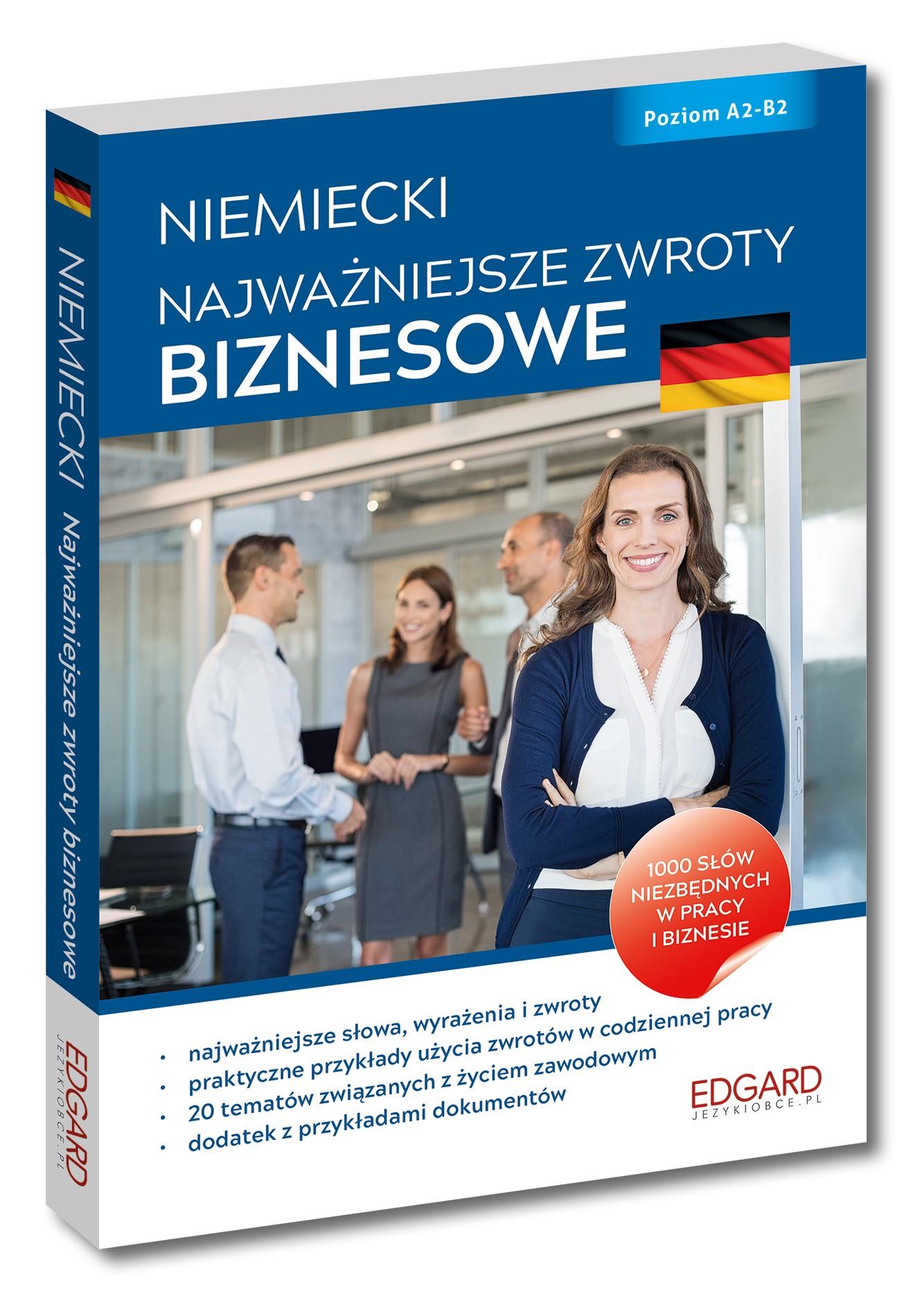 niemiecki biznesowy podręcznik