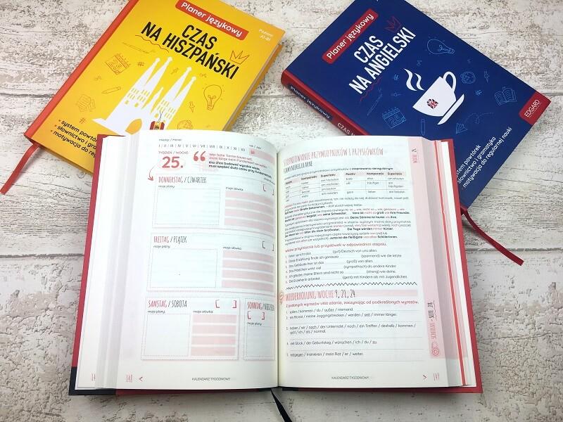 Planery językowe - planowanie i nauka języków w jednym