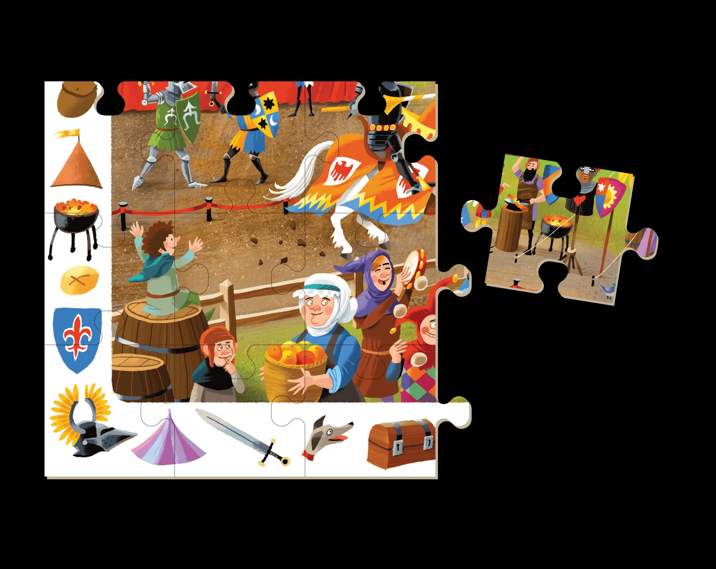 puzzle_obserwacyjne_rycerze