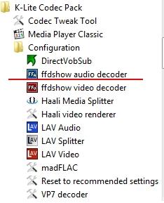 fiszki - Na Windows XP podczas odtwarzania ucina mi sam początek nagrania