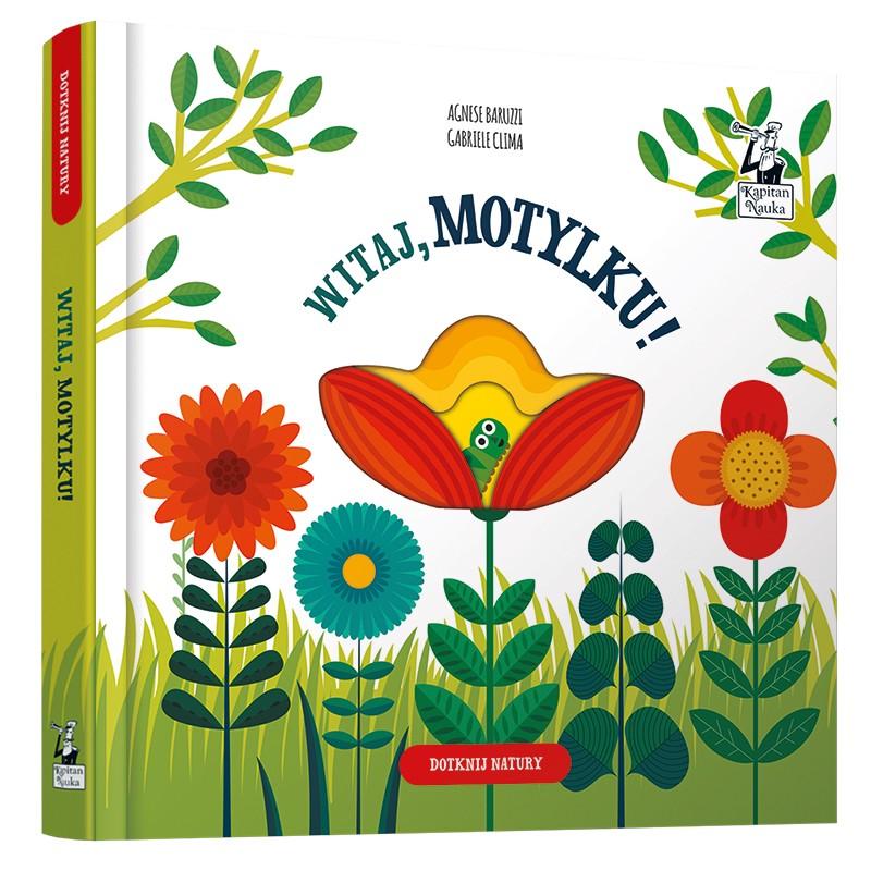 Witaj motylku - książka dla dzieci