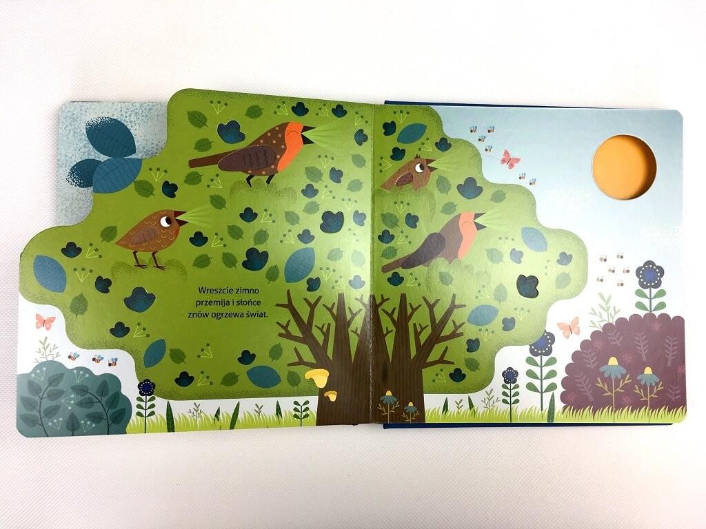 Witaj ptaszku - książeczka dla dzieci